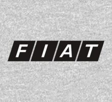 Fiat Badge Logo by vincepro76
