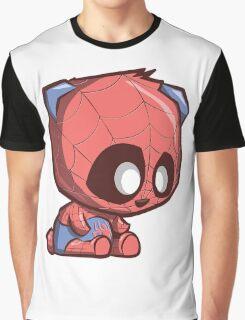 Spider-Panda Graphic T-Shirt