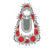 Russian Doll Photographic Print