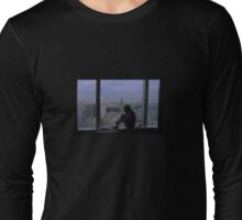 scarlett from lost in translation Long Sleeve T-Shirt