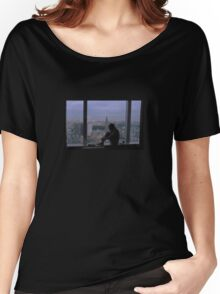 scarlett from lost in translation Women's Relaxed Fit T-Shirt
