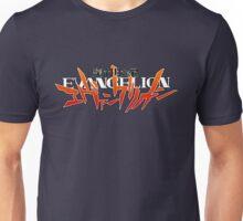 Evangelion Title Logo Unisex T-Shirt