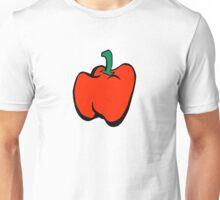 Red Pepper Unisex T-Shirt