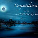 Moon Light Serenade DAC Top Ten Banner by Yannik Hay