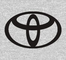 Toyota Badge Logo by vincepro76