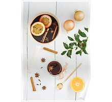 Mulled wine Poster