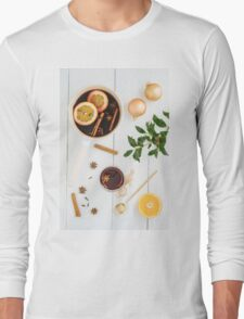 Mulled wine Long Sleeve T-Shirt