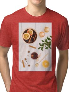 Mulled wine Tri-blend T-Shirt