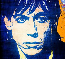 Iggy Pop-Popped by OTIS PORRITT