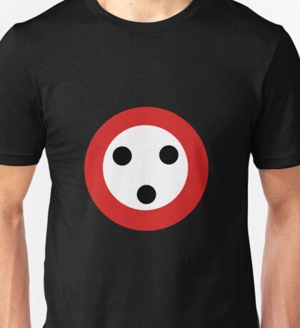 Button Man Unisex T-Shirt