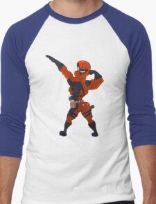 Deadpool Got Da Booty Men's Baseball ¾ T-Shirt
