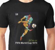 World Cup 74 Unisex T-Shirt