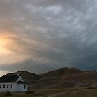 Badlands Church by Goerzen