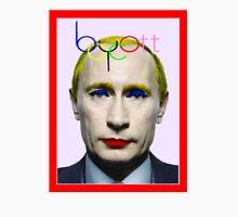 Boycott Putin Unisex T-Shirt