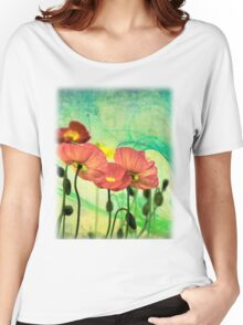 Poppy Women's Relaxed Fit T-Shirt