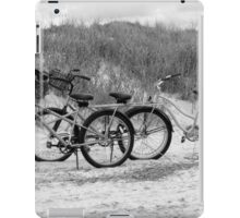 Bikes On The Beach iPad Case/Skin