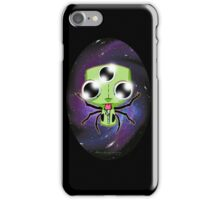 Invader Zim: Gir Trancends iPhone Case/Skin