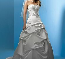 Alfred Angelo 1186 UK Style Alfred Angelo 1186 Wedding Dresses    by lucyblackha
