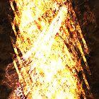 Burned Collage by JBurkeDesign