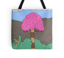 Eight Realms Background #2... Tote Bag