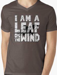 I am a leaf on the wind Mens V-Neck T-Shirt
