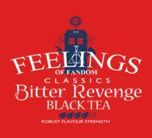 Bitter Revenge Tea One Piece - Short Sleeve
