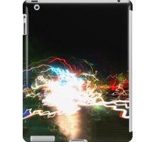 Idea + Light + Time = Art C iPad Case/Skin