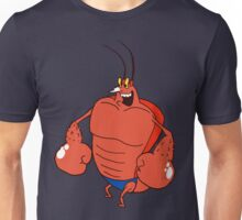 Larry The Lobster Unisex T-Shirt