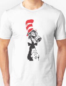 Nuke-A-Seuss basic Street Art Stencil Unisex T-Shirt