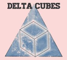 Abed's Delta Cubes by CharlotteTardis