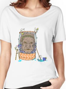 Face of Boe getting a wash Women's Relaxed Fit T-Shirt