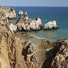 Algarve Coast of Portugal  by clizzio