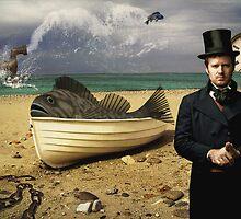 A Fish Called Wanda... by Karen  Helgesen