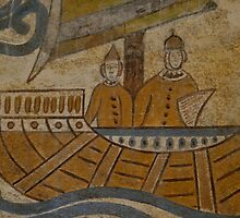 The Roman Boat by JARBO