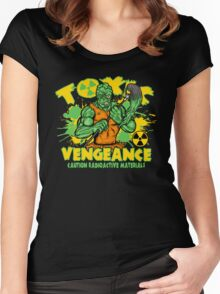 Toxic Vengeance Women's Fitted Scoop T-Shirt