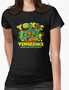 Toxic Vengeance Womens Fitted T-Shirt