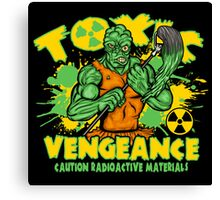 Toxic Vengeance Canvas Print