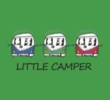 Little VW Camper Kids Tee