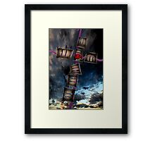 Crucifixion of the Soul Framed Print