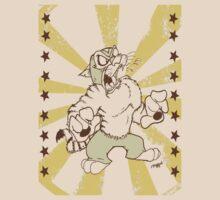 Lucha Libre cat T-Shirt