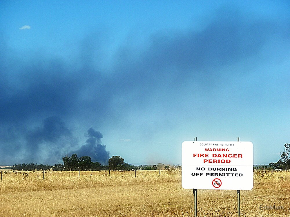 *Dreaded sight in Country* - Melton, Vic. by EdsMum
