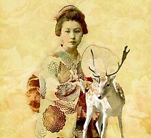 Kimono by Suzanne  Carter