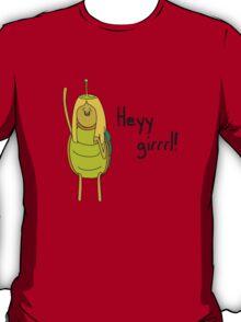 Turtle Princess Hey Girl T-Shirt