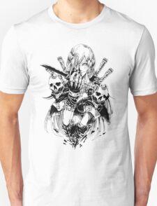 LEAGUE OF LEGENDS - KATARINA-Black line T-Shirt