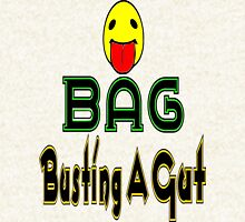 •·♥BAG:Busting A Gut Funny Chatting Acronyms Clothing & Stickers♥·• Hoodie