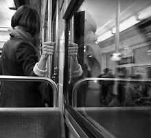 Metro Connection by Peter Kurdulija