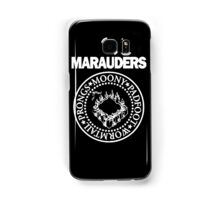 The Marauders Map Harry Potter Logo Parody Samsung Galaxy Case/Skin