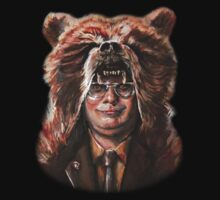 Bear Schrute by kapow-wham