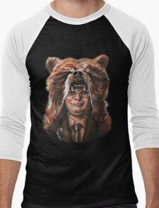 Bear Schrute Men's Baseball ¾ T-Shirt