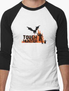 Tough Hunter Men's Baseball ¾ T-Shirt